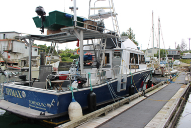 halibut fishing in ucluelet